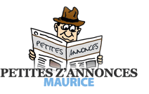 Petites z ' Annonces Maurice, free classified ads Website